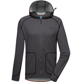PYUA Spate-Y S Hooded Zipper Men grey melange